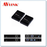AV-EX | VGA and Audio Extender Extra Long Distance with Skew Adjustment