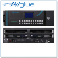 AVG-8x8 HD | 8x8 HD Matrix Frame with RS-232/Ethernet
