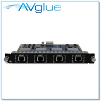 AVG-HDBT In | HDBaseT Input Card 4 Port