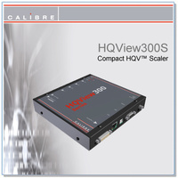 HQView 300S | DVI/HDMI/YUV to DVI/HDMI Scaler