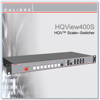 HQView 400S | 8 Input Scaler with SDI In