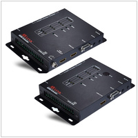 HDMI-FXW | HDBaseT Extender System with Ethernet and Power Over Cable