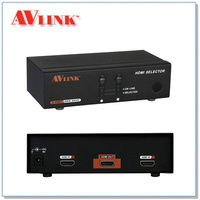 HRM-2212F | 2x1 HDMI Switcher with IR