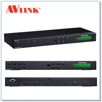 HX-2344 | 4x4 HDMI Matrix Switcher with IR and RS-232