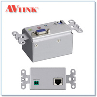 WAV-LJ | VGA and Audio Wall Plate Transmitter